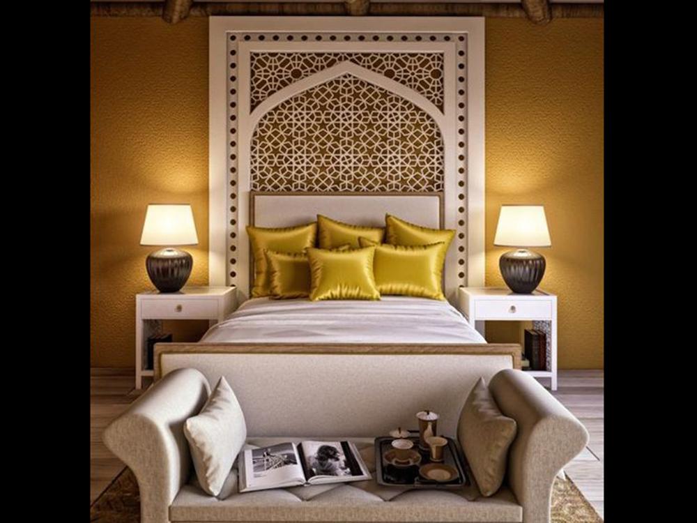 Islamic Bedrooms Bold